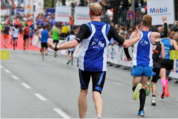Leichtathletik Haspa Marathon 2015