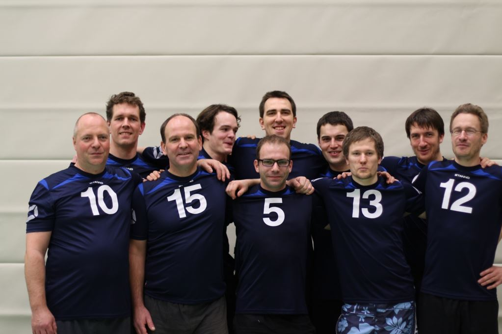 tus hm Volleyball 05 2015 Gruppenfoto